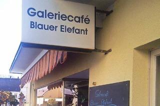 Galeriecafé Blauer Elefant (geschlossen)