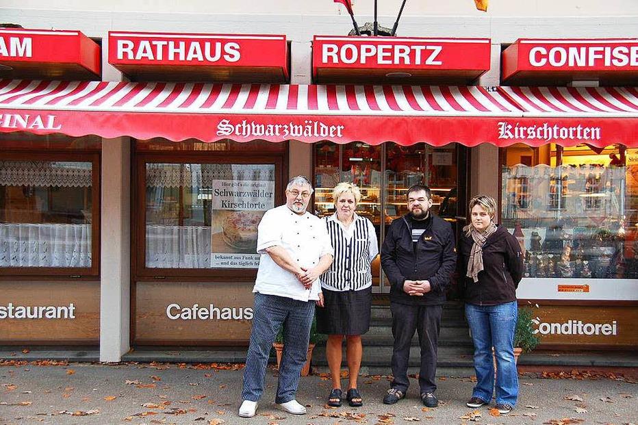 Café Gutmann - Todtnau