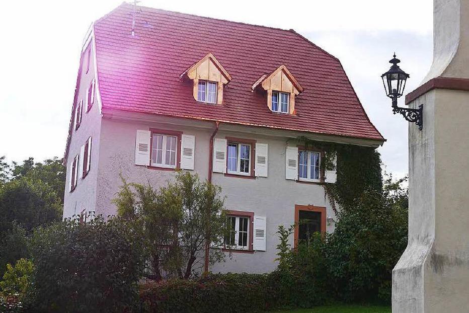 Niedereggener Pfarrhaus - Schliengen