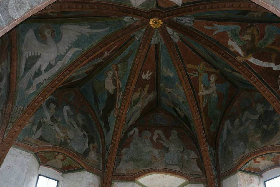 Evang. Kirche Niedereggenen - Schliengen