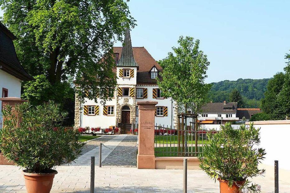 Schlosspark - Schliengen