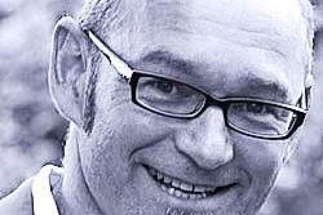 Dirk Kron fordert Mut zu Visionen