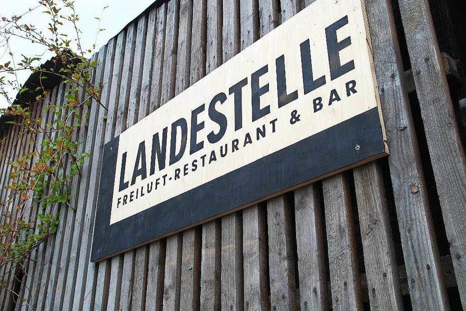 Landestelle - Basel
