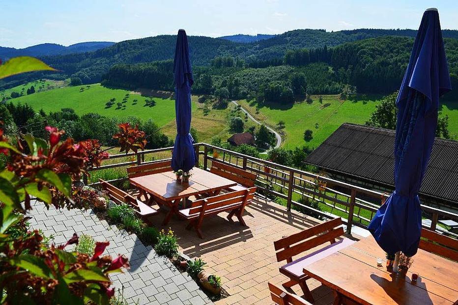 Schloßbergherberge (Welschensteinach) - Steinach