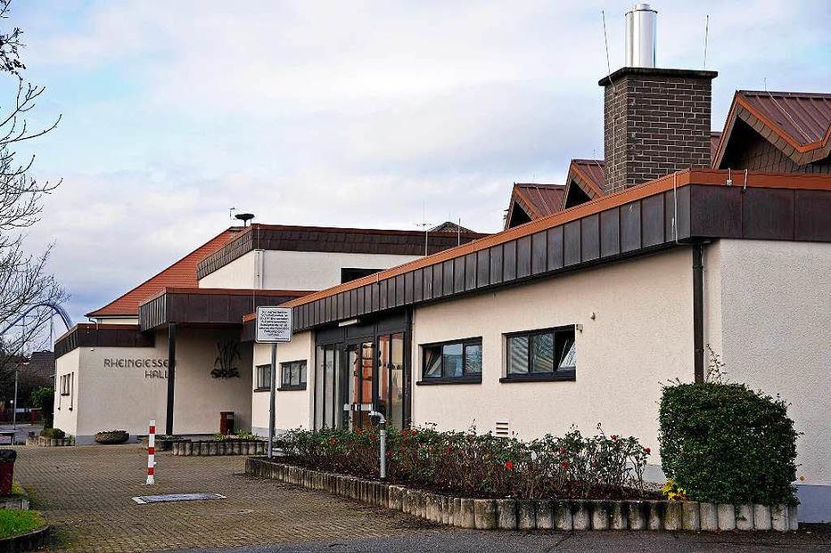 Rheingießenhalle - Rust