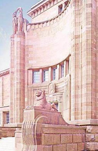 Städtische Kunsthalle - Mannheim