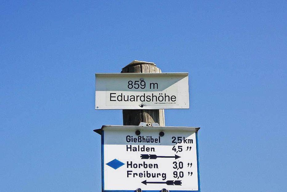 Eduardshöhe - Horben