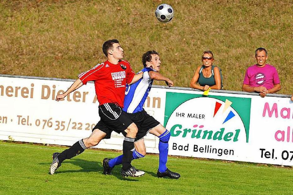 Rheinstadion - Bad Bellingen