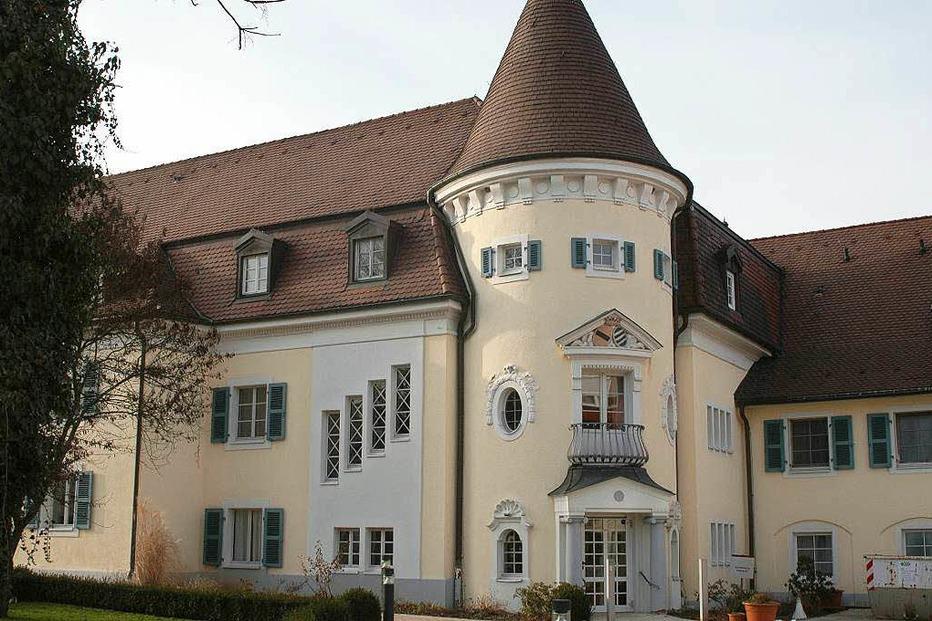 Pflegeheim Schloss Rheinweiler - Bad Bellingen