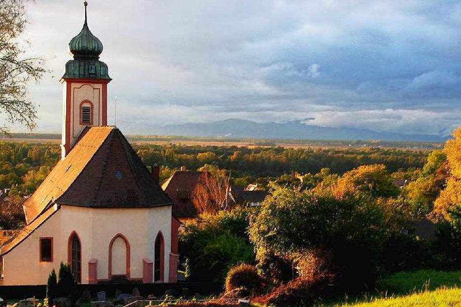 Kirche St. Leodegar - Bad Bellingen