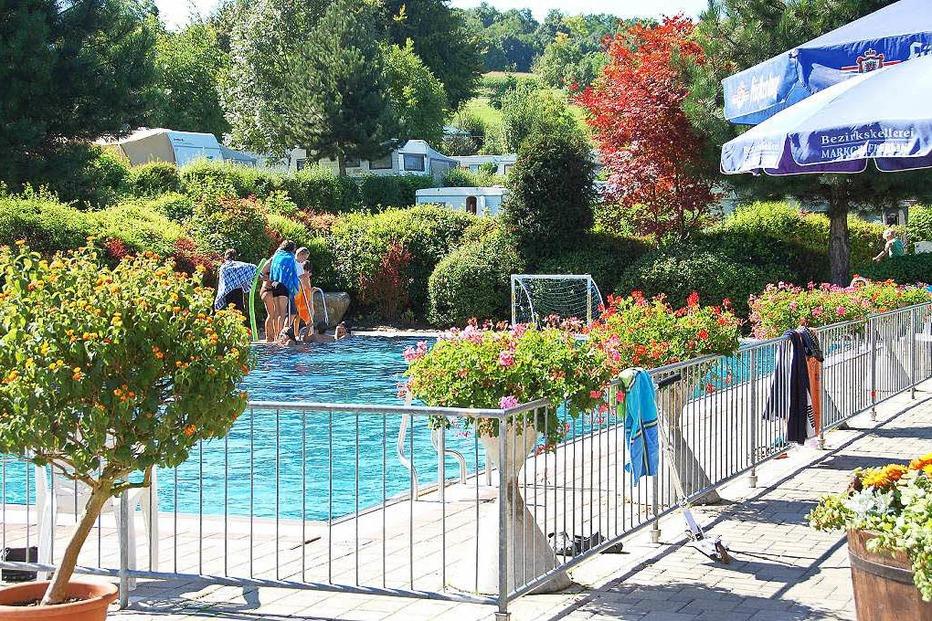 Campingplatz Lug ins Land (Bamlach) - Bad Bellingen