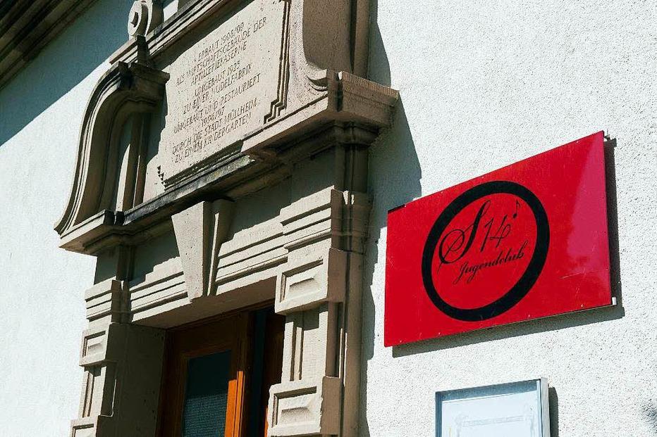 Jugendclub S 14 - Müllheim