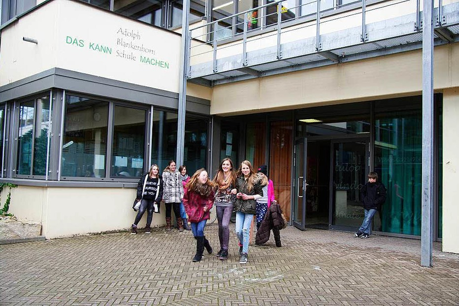 Adolph-Blankenhorn-Gemeinschaftsschule - Müllheim