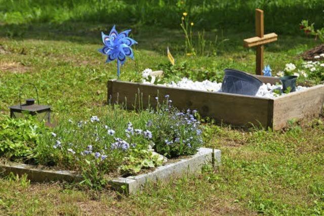 Hier liegt der Hund begraben