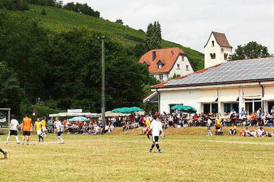 Sportplatz Niedereggenen - Schliengen