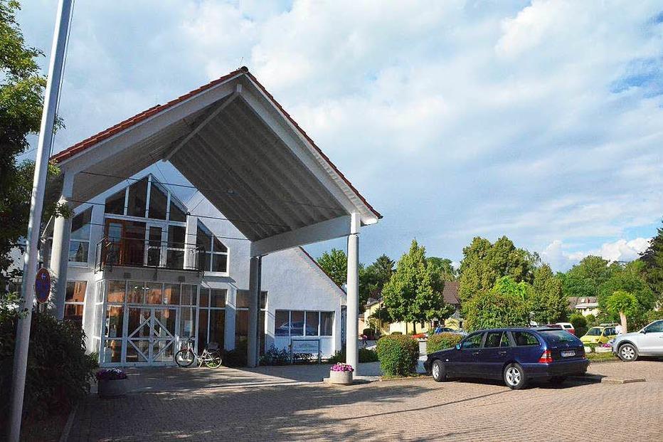 B�rger- und G�stehaus - Schliengen