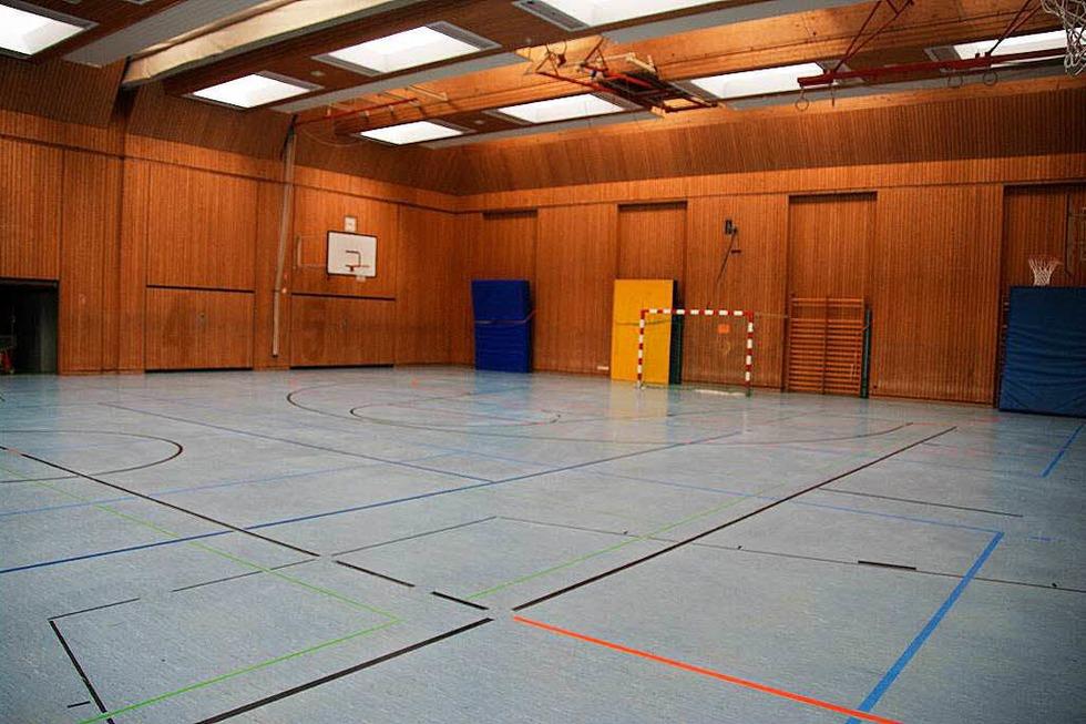 Sporthalle Schokibunker - Müllheim