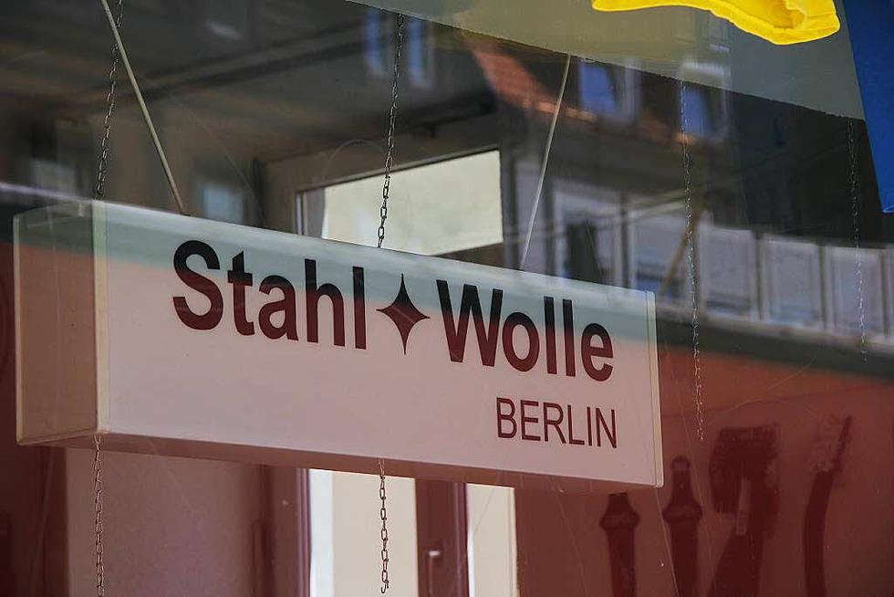 Stahl und Wolle - Freiburg