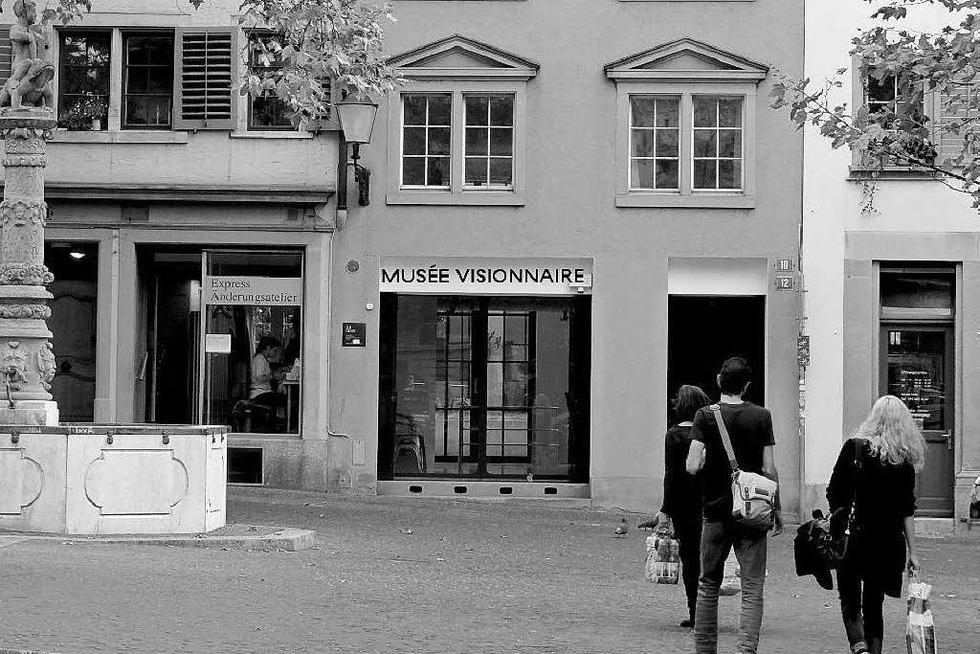 Musée Visionnaire - Zürich