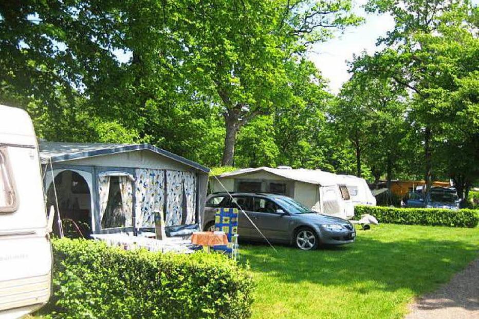 Dreil�nder-Camping- und Freizeitpark Gugel - Neuenburg am Rhein