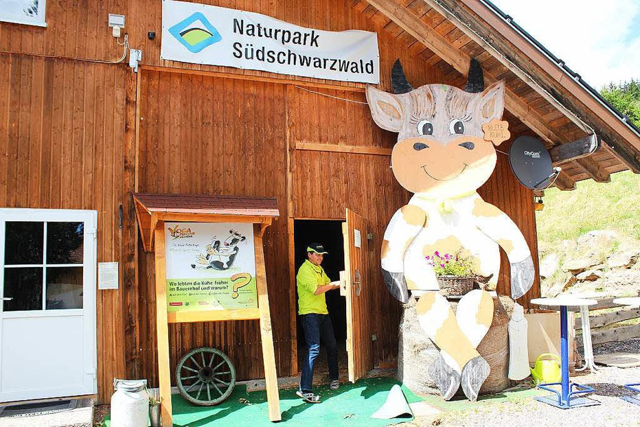 Haberjockelshof Schw�rzenbach - Titisee-Neustadt