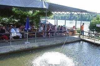 Fischerhaus am Sendbachweiher