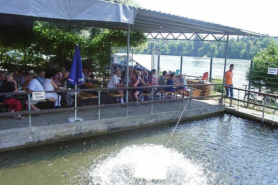 Fischerhaus am Sendbachweiher - Schwörstadt