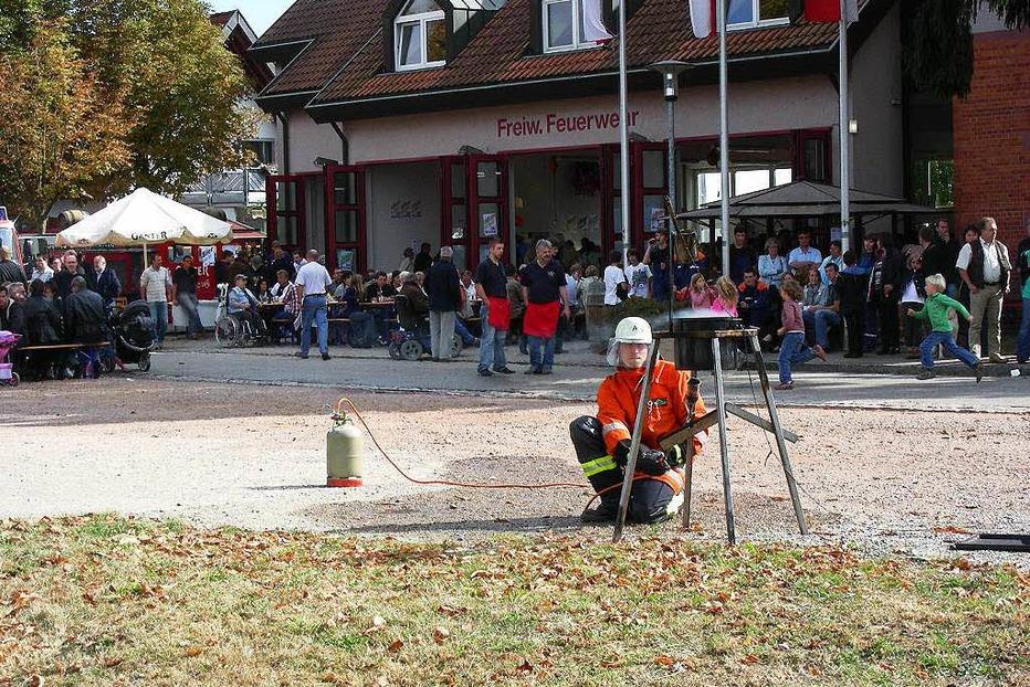 Feuerwehrhaus - Gottenheim