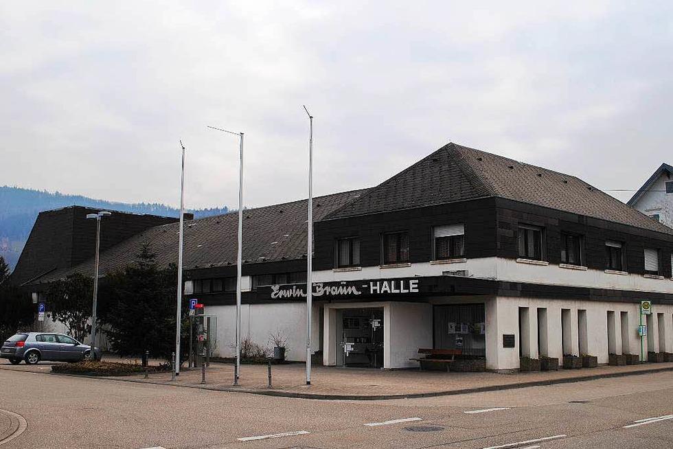 Erwin-Braun-Halle - Oberkirch