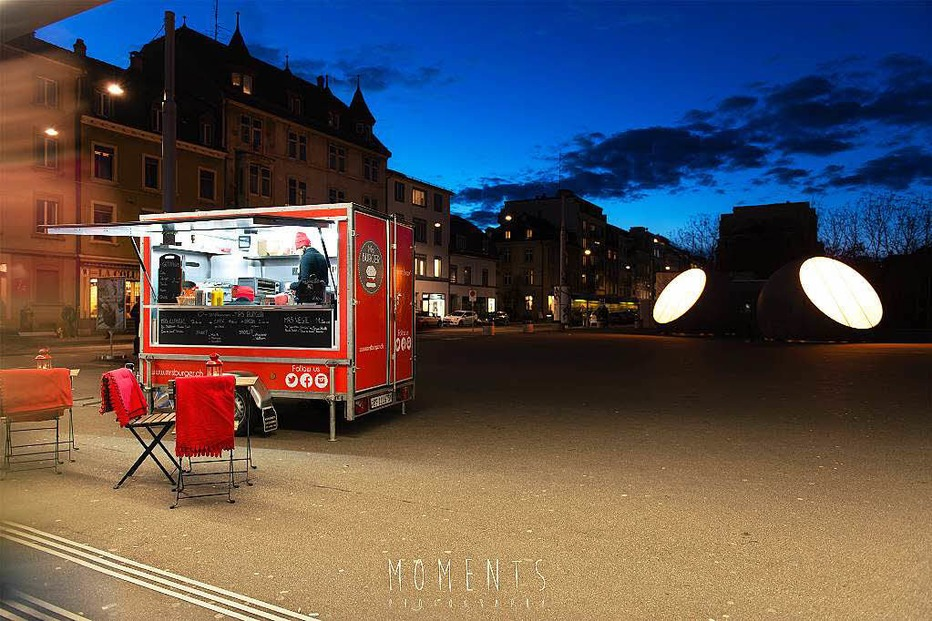 Mrs. Burger Food Truck - Basel
