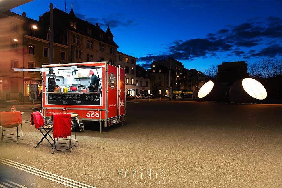 Mrs. Burger Food Truck - Basel