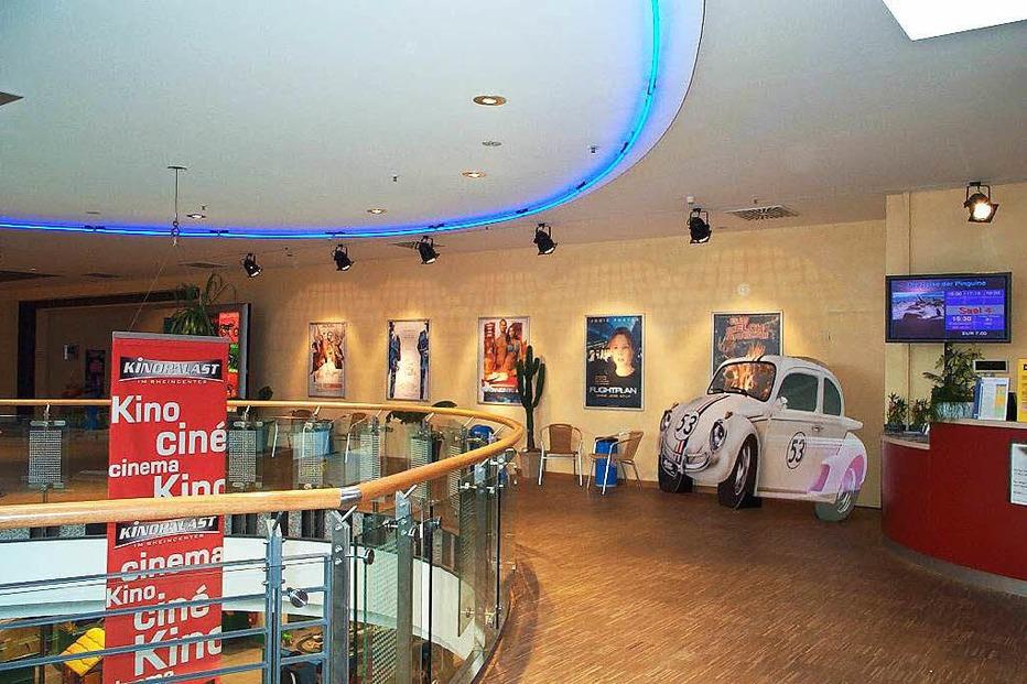 Kinopalast im Rheincenter - Weil am Rhein