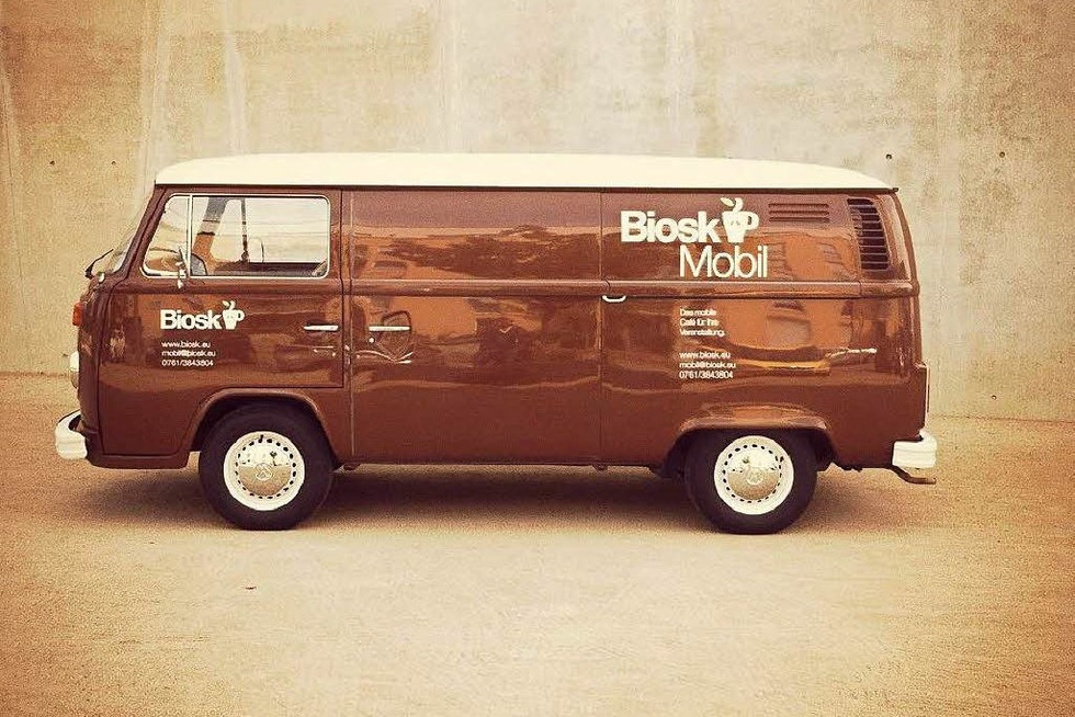 Biosk Mobil - Freiburg