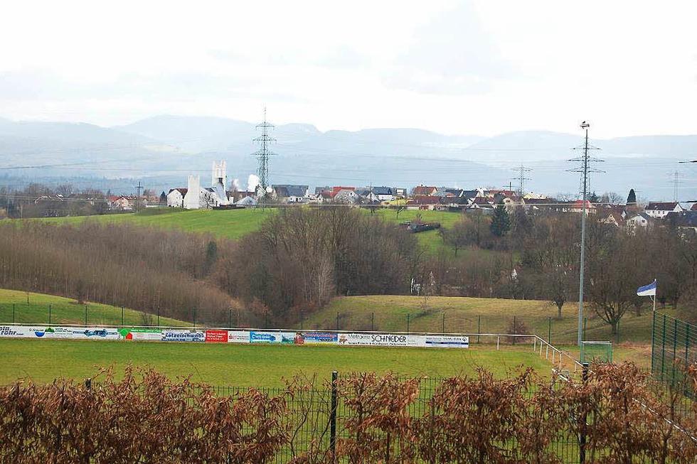 Sportplatz Karsau - Rheinfelden