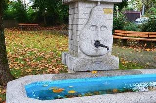 Moschtbirebrunnen Karsau
