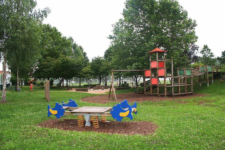 Spielplatz Birkenweg - Binzen