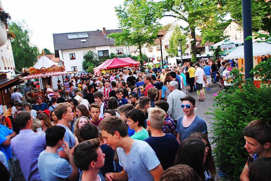 Rathausplatz - Binzen