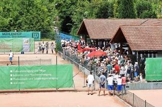 Tennisanlage Oberweier