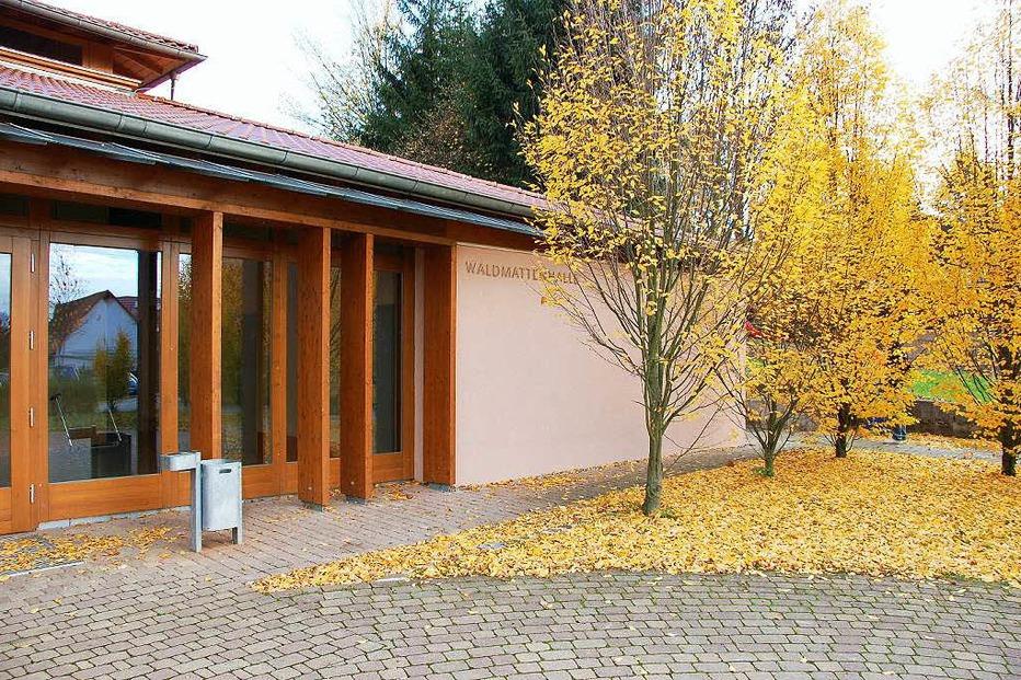 Waldmattenhalle (Oberweier) - Friesenheim