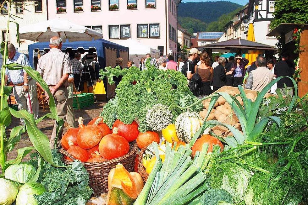 Marktplatz - Waldkirch