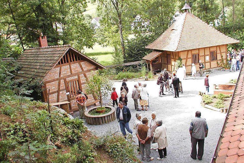 Bergbaufreilichtmuseum Erzpoche - Hausach