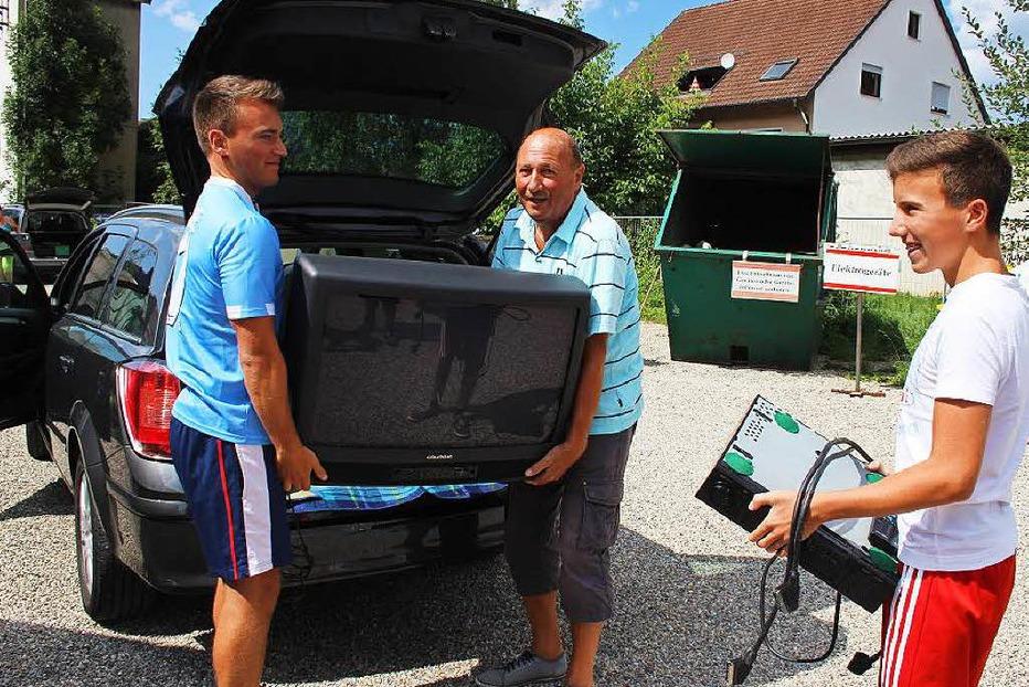Recyclinghof Bleibach - Gutach (Breisgau)