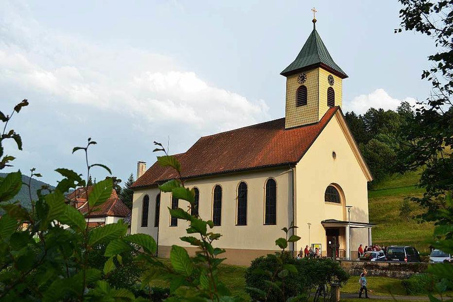 Allerheiligenkirche - Wieden