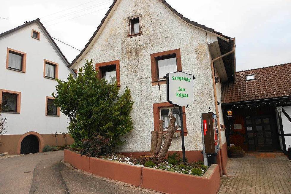 Landgasthof Rebhang (Huttingen) - Efringen-Kirchen