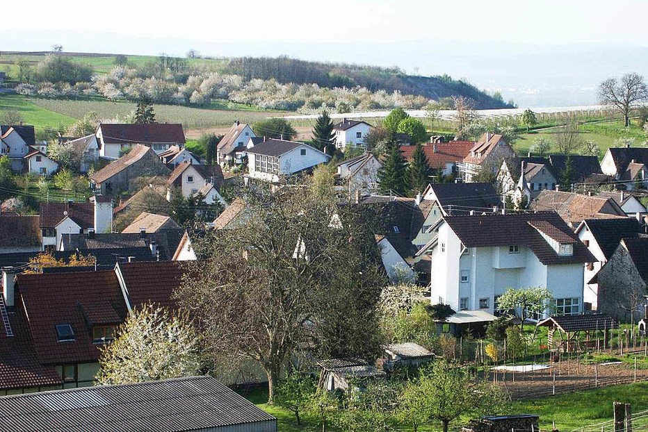 Ortsteil Huttingen - Efringen-Kirchen