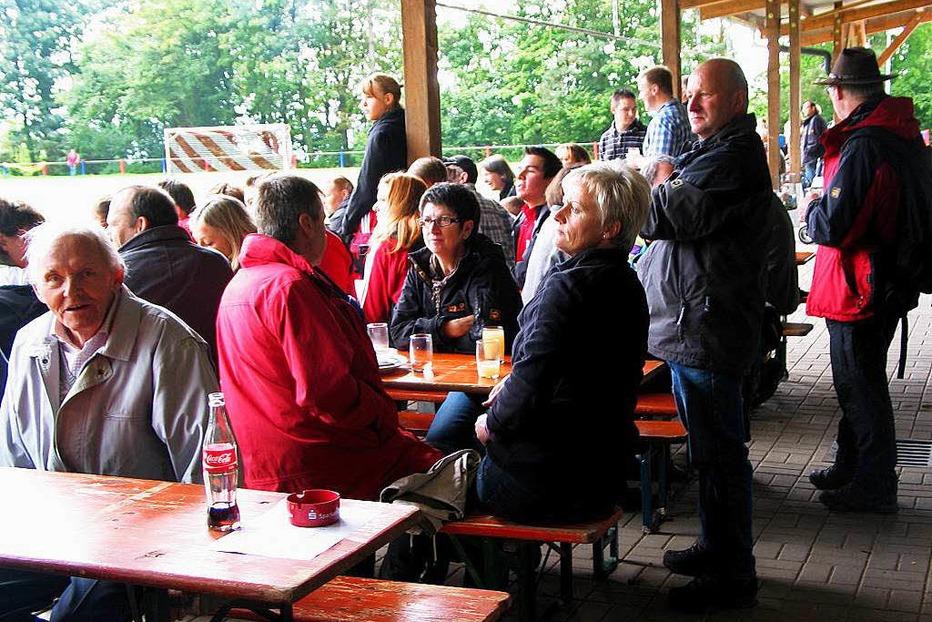Sportheim FC Huttingen - Efringen-Kirchen
