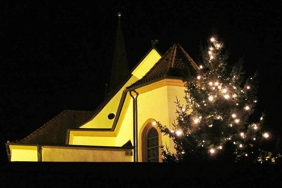Katholische Kirche Sankt Barbara Nordweil - Kenzingen