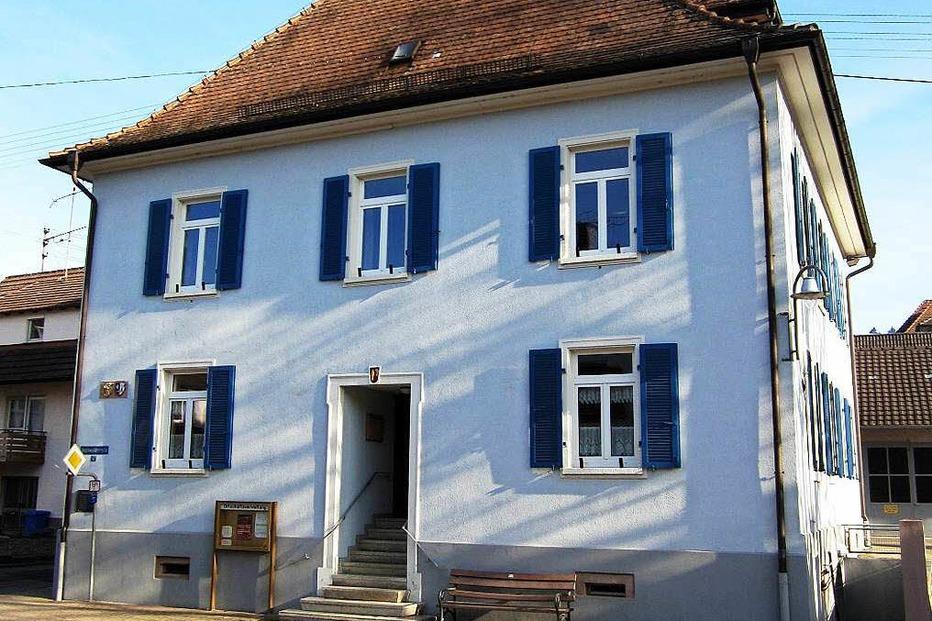 Rathaus Nordweil - Kenzingen