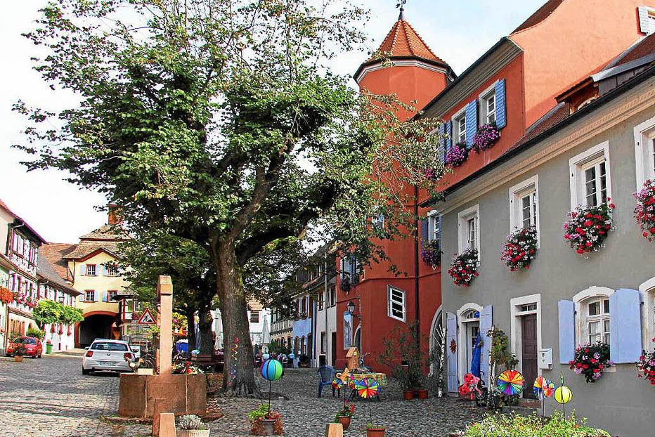 Mittelstädtle Burkheim - Vogtsburg