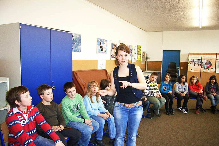 Fridolinschule Stetten - Lörrach